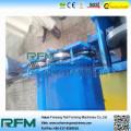 FX slat sliding door rolling equipment