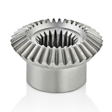 Custom Transmission Parts Steel Spline Bevel Gear