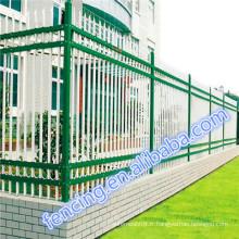 Clôture de Villa / barre verte de haute qualité avec le prix bas