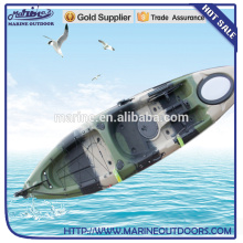 China Professional Supplier for Roto Moulding Kid Kayak, Roto Molded Kid Kayak, Fishing Kayak Single Manufacturer in China Single Sit On Top Fishing Kayak with disruptive pattern supply to Angola Importers