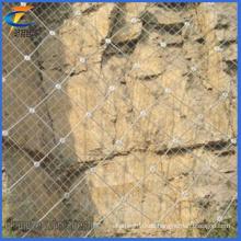Slope Protection Netting mit Diamant