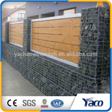 clôture de jardin, gabion mur de soutènement gabion métal prix alibaba or fournisseur