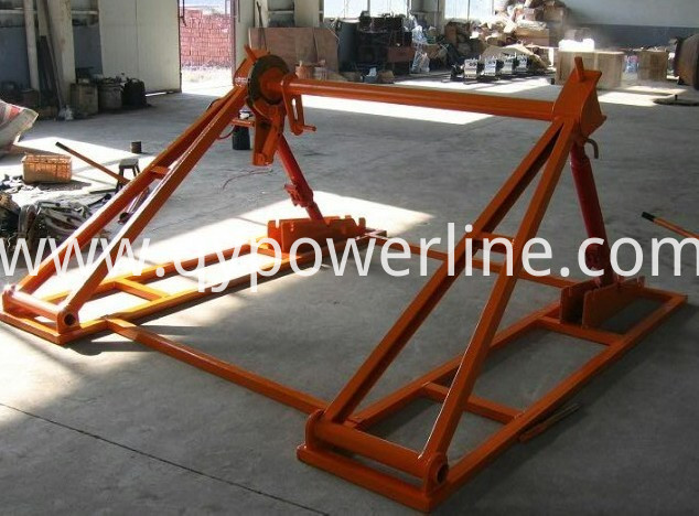 Braking Type Cable Reel Stand