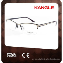 2017 half-fim optical frame custom fashion new models optical frame