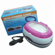 Máquina Ultrasonic clara Hb1004-110 da limpeza quente de Digitas da tatuagem da venda