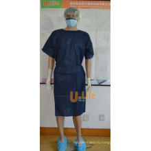 Одноразовые PP Nonwoven Patient Gown