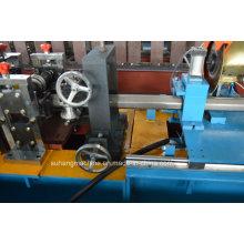 Оцинкованная сталь 60мм Восьмиугольной трубы холодной Профилегибочная машина