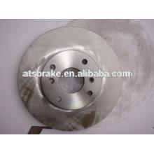 Repuestos de rotor de freno de fundición para automóviles