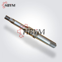 Schwing 47 Teeth Concrete Pump Slewing Shaft