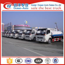6000L water truck price