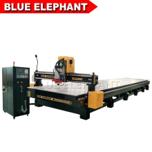 2090 3 Axis CNC Router Machine with 13.5kw Hsd Air Cooling Spindle for Woodworking