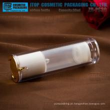 ZB-PS30 30ml especiais recomendados produtos principais camadas dobro acrílico cristal frasco mal ventilado
