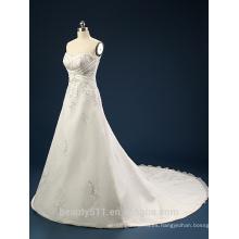Vestido nupcial de la manera, vestidos de boda BM-24