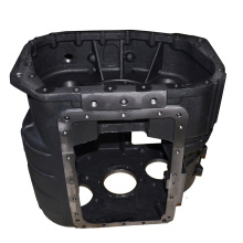 OEM Custom Precision Stahl Mechanisch bearbeitete Teile