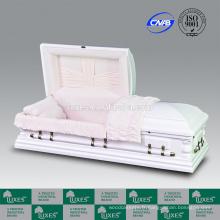 Cercueils en gros de LUXES américaine surdimensionné cercueil