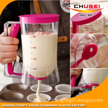 900ml Pancake Batter Dispenser Baking Tool for Cupcakes, Waffles, Muffin Mix, Crepes, Cake or any Baked Goods