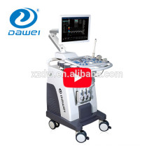 high resolution ultrasound scanner doppler&Movable ultrasound diagnostic system DW-C80 plus