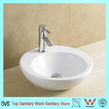 Round Vanity Basin Hand Washing Sinks