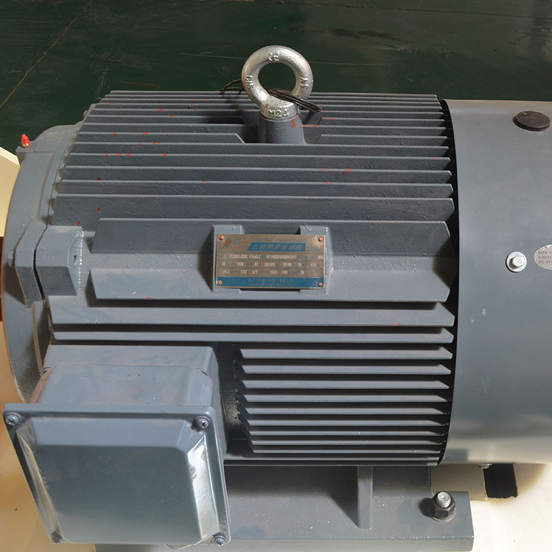 wood hammer mill