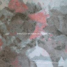 Хлопчатобумажная ткань Twill с спандексом для одежды с матовой поверхностью (20X20 + 70d / 100X62