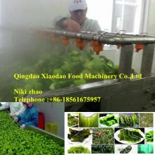 Máquina de descascar a máquina de descascamento da alga de Blancher vegetal