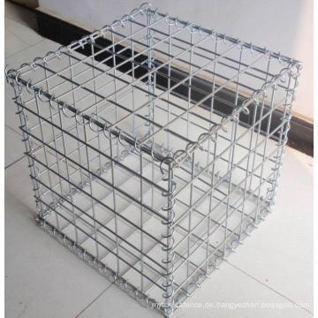 Hot Galvanized Welded Wire Mesh Goxabion Box