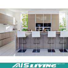 Mobília européia dos armários de cozinha da mobília (AIS-K387)