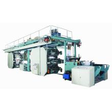 Ci Type Flexo Printing Machine