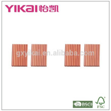 Массовые и дешевые блоки для защиты от насекомых кедра без крючков