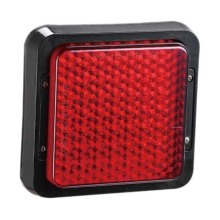 Tahan air ADR LED Truck Stop Tail Lamps