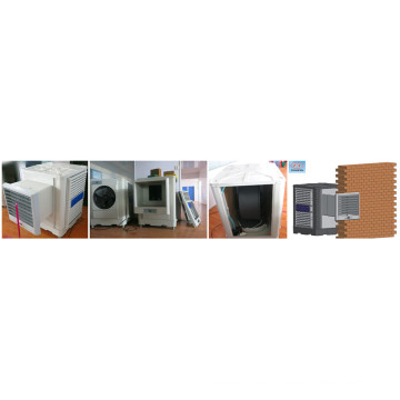 The Smart 150W Evaporative Water Window Air Cooler
