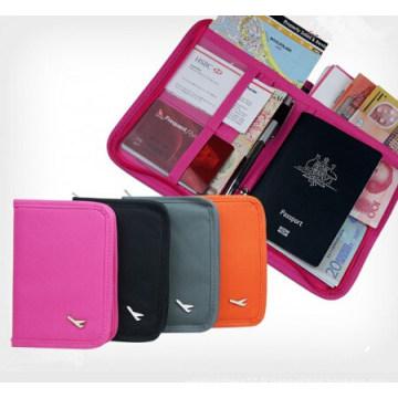 Sacs de passeport de voyage pliables portables multifonctionnels (RE4510)
