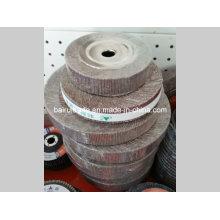 Абразивный лоскут колеса с Материал окиси алюминия для полировки металла