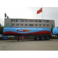 3 Axles Diesel Oil Tanker Semi Trailer