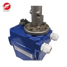 calidad confiable piezas de válvula de bola eléctrica