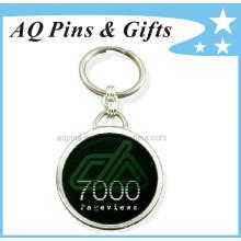 Porte-clés Bronze avec Soft Cloisonne + Imprimé