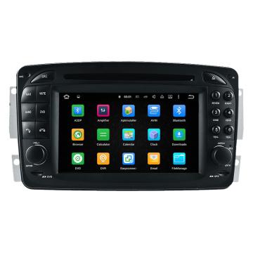 Sz Hla Indash Car DVD pour Benz Vaneo / Viano / Vito Car DVD 2 Système de navigation multimédia DIN