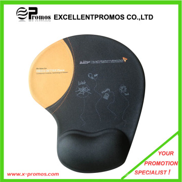 High Quality Silicon Gel Mouse Pad with Wrist Rest (EP-M1043)