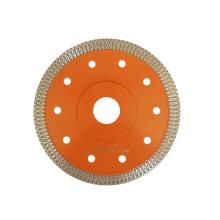 Mesh X Turbo Diamond Saw blade Cutting Disc s Porcelain Ceramic Granite Quartz Nanoglass Tile Mesh Dry Cutter