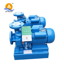 Cooling water circulating pump
