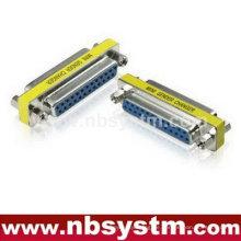 Db25 pin weiblich zu db25 pin weiblicher adapter, gender wechsler blau