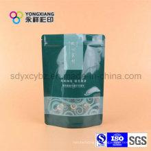 Stand up Ziplock Alimentación Embalaje de plástico Bolsa
