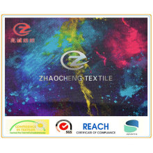 200d Twice Line Poly Oxford Star Sky Printing Fabric (ZCGP001)