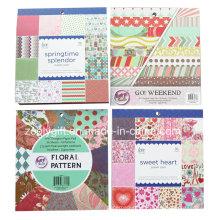 "Personalizar Impressão 6X6 ""Scrapbook Paper / DIY decorativos 12X12 Scrapbooking Paper Pack"