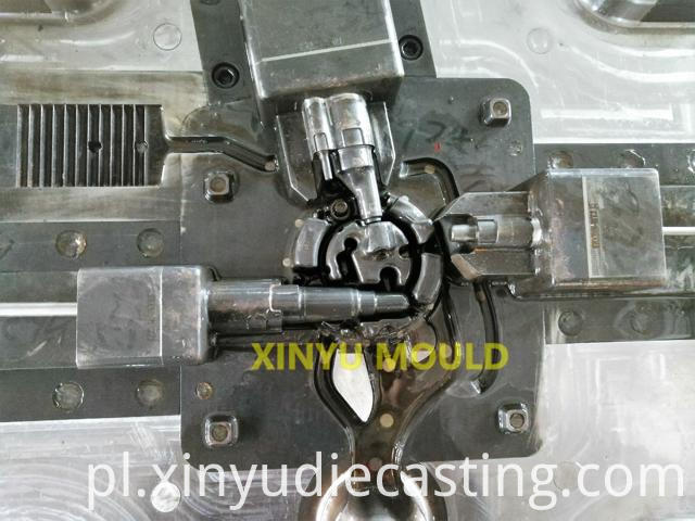 compressor cover die