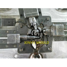 Automotive AC compressor cover die