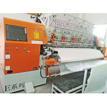 Computerized Shuttle Blanket Manufacturing Machinery