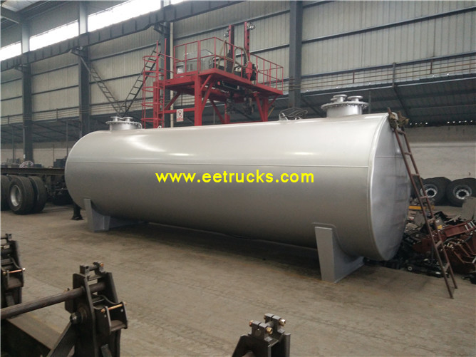 16ton Alcohol Storage Tanks