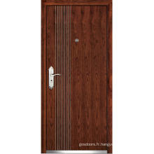 Porte en bois extérieure (WX-SW-111)