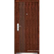 Porta de madeira exterior (WX-SW-111)